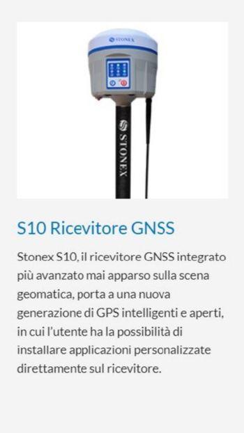 STONEX S10 RICEVITORE GNSS
