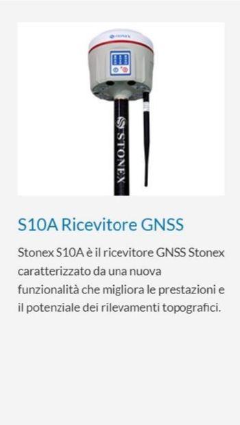 STONEX S10A RICEVITORE GNSS